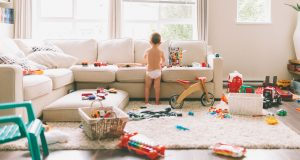 Parting with Toys Without Trashing the Planet