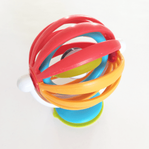 Baby Einstein Sticky Spinner Activity Toy
