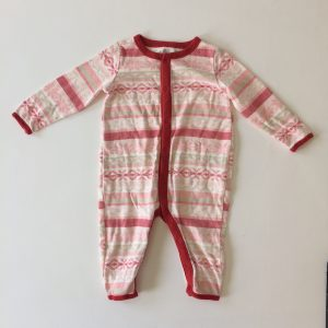 Baby Gap X's and O's Romper