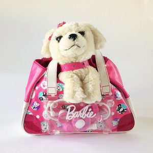 Barbie Vet Bag with Interactive Puppy