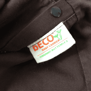 Beco Butterfly II Organic Baby Carrier