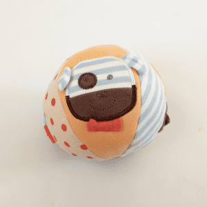 Boxer the Dog Soft Fabric Ball