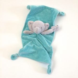 Carter's Elephant Security Blanket
