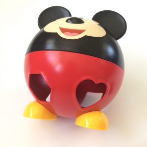 Disney Mickey Mouse Shape Sorter