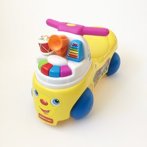 Fisher-Price Little People Melody Maker Ride-On Toy