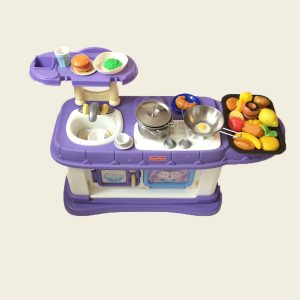 Fisher-Price Play Kitchen Bundle