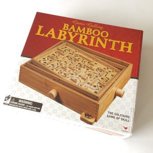 Game Gallery Bamboo Labyrinth
