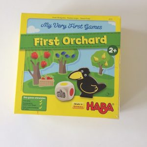HABA My Very First Games – First Orchard Cooperative Game