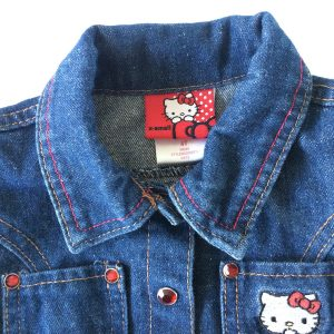 Hello Kitty Denim Dress
