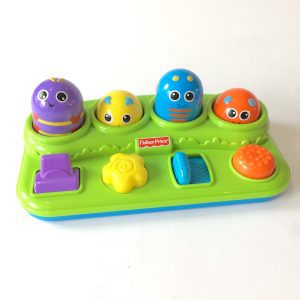 Interactive Learning Toys for Baby
