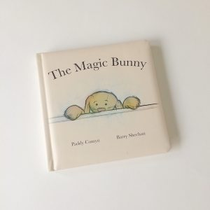 Jellycat Magic Bunny Board Book
