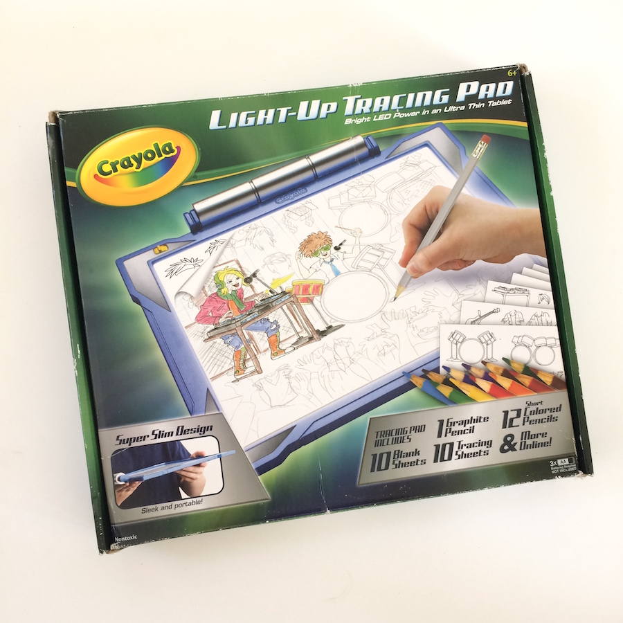 Light Up Tracing Pad Toycycle Baby Consignment Store Buy Sell Toys And Baby Gear