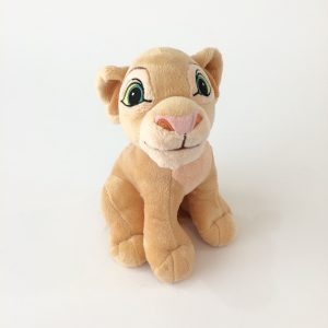 Lion King 8″ Plush Young Nala