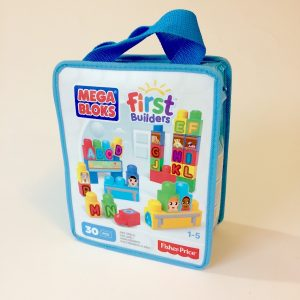 Mega Bloks First Builders 1-2-3 Count Set