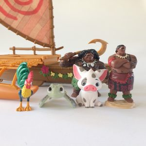 Moana Starlight Canoe Set