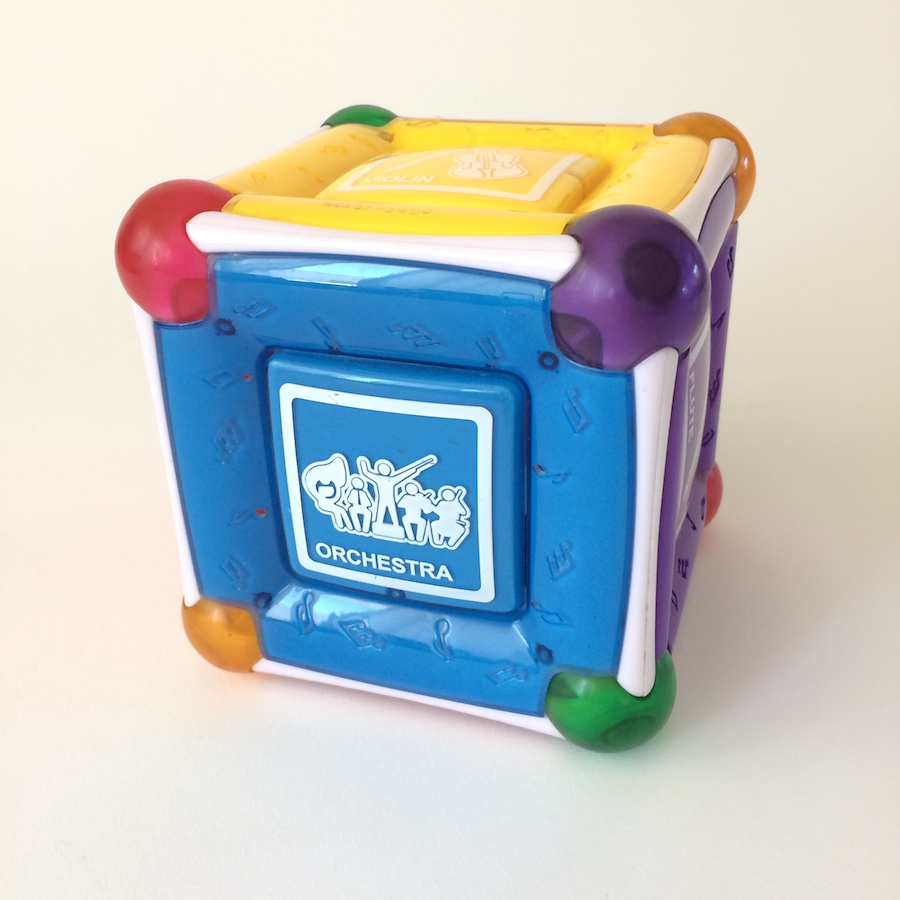 Munchkin Mozart Magic Cube - Toycycle | Baby & Kids Online Thrift Store