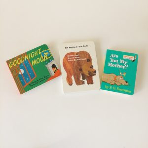Set of Classic Baby Board Books