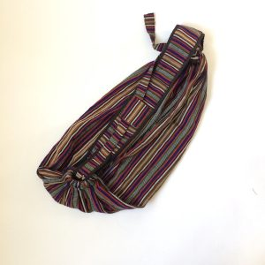 Star Space Woven Striped BOHO Baby Carrier Sling