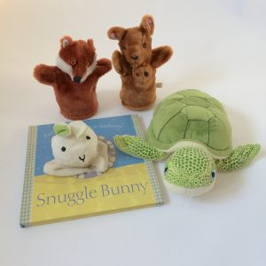 Story Time Plush Set