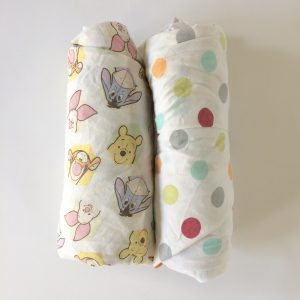 Two Crib Sheets