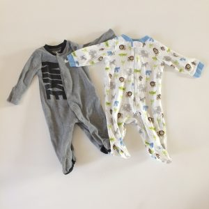 Two Footed Jammies for Baby