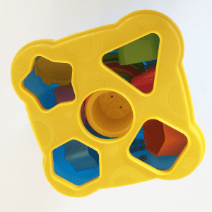 iPlay Stacking and Nesting Cups