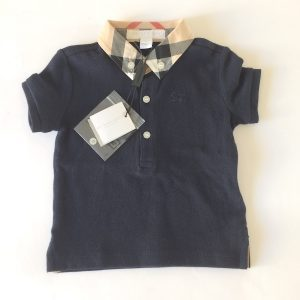 Baby Burberry Polo – 6M