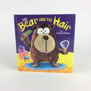 Bear and His Hair Puppet Book