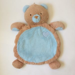 Bestever Bear Play Mat Blue