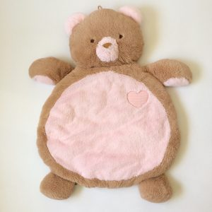 Bestever Bear Play Mat – Pink