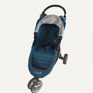 Baby Jogger City Mini Stroller – Teal/Grey