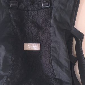 Ergobaby Carrier – Petunia Pickle Bottom Black Lace