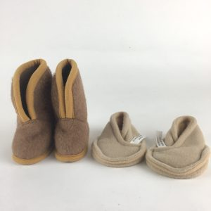 Fleece Infant Shoes