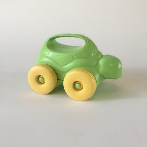 Green Toys Roller Turtle-on-Wheels