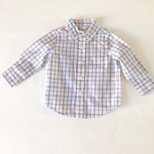 Janie & Jack Button-up – 6-12M