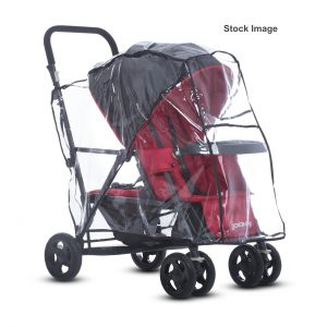 Joovy Sit and Stand Stroller Rain Cover