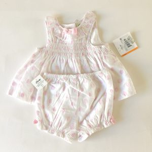 Little Me Dress – 12M
