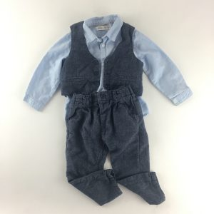 Mamas and Papas Suit Set 12-18M