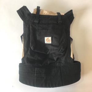 Original Ergo Baby Carrier – Black