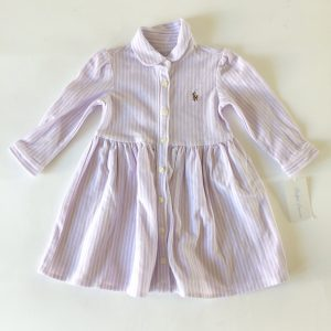 Ralph Lauren Polo Dress – 9M