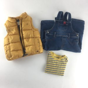 The Busy in Yellow Set 18-24M