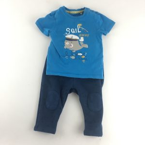 The Sail Away Set 12-18M