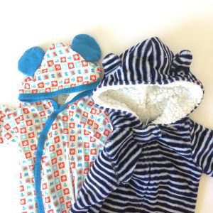 The Stripes & Mickey Set – 3-6M