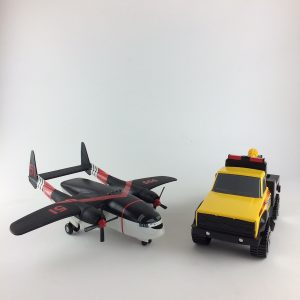 Truck & Plane Play Toys