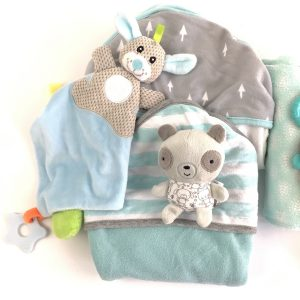 Baby Blues Infant Essentials and Extras Set