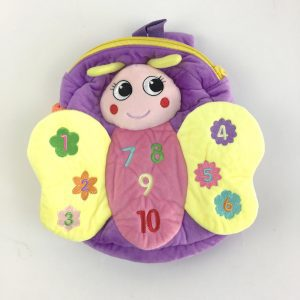 Buckle Toys Blossom Backpack