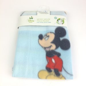 Disney Baby Mickey Mouse Fleece Blanket