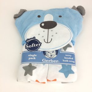 Gerber Hooded Bath Wrap