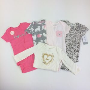New Bodysuits Size 6 Months