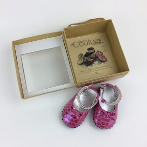 Pediped Couture Collection Gabriella Pink 6-12 Months